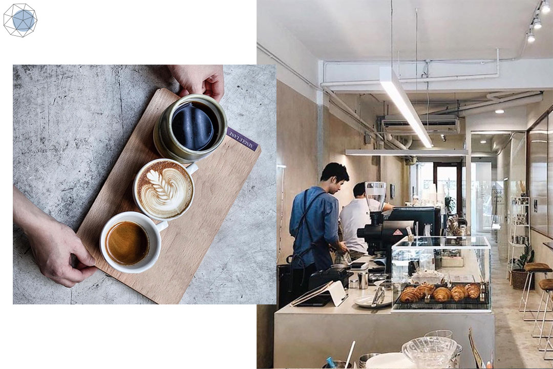 Single Lane - Specialty Coffee