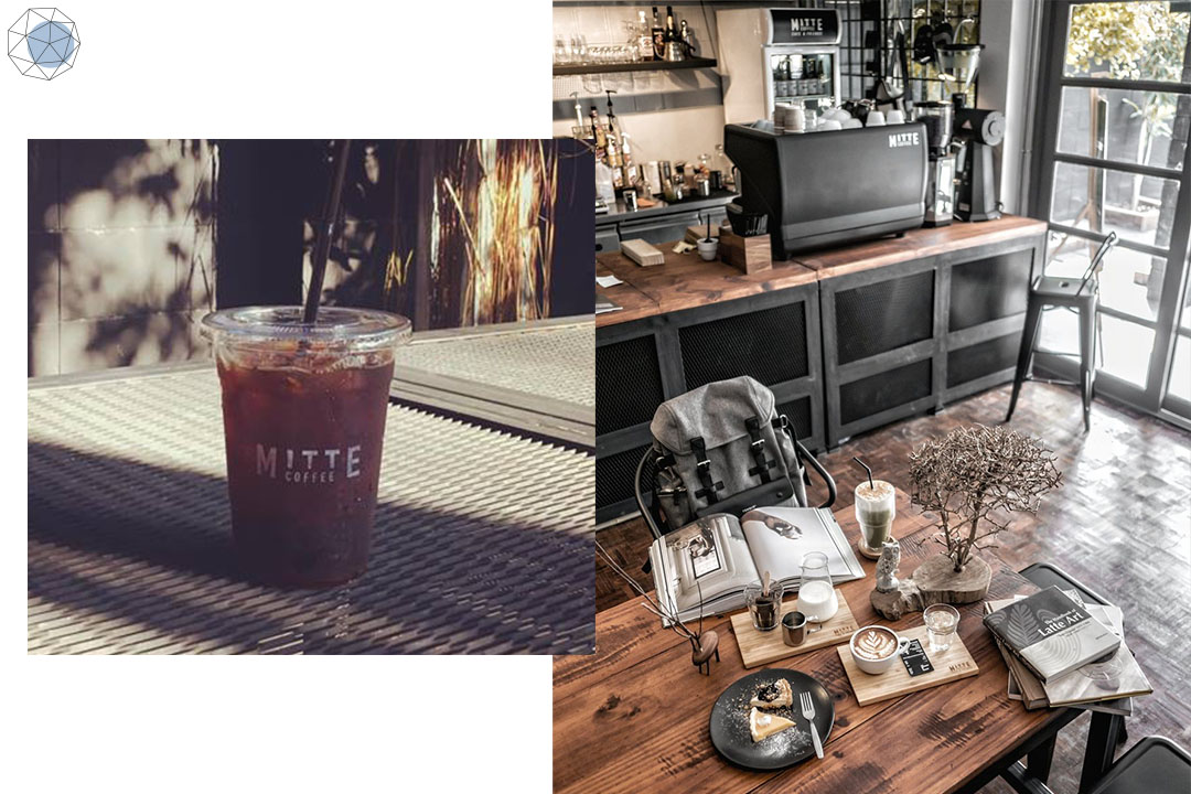 Mitte Coffee, Cafe & Friends - Specialty Coffee