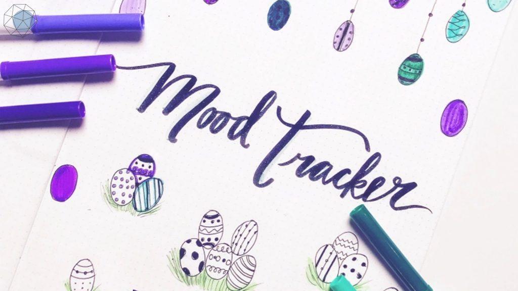 Mood Tracker ตารางบันทึกความรู้สึก