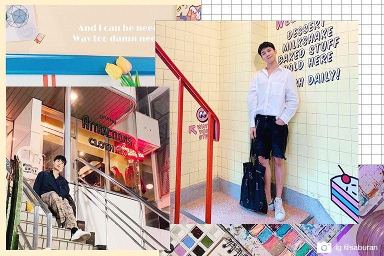 NALU ทำความรู้จักนาลุ นักวาดภาพสีน้ำชาวไทย