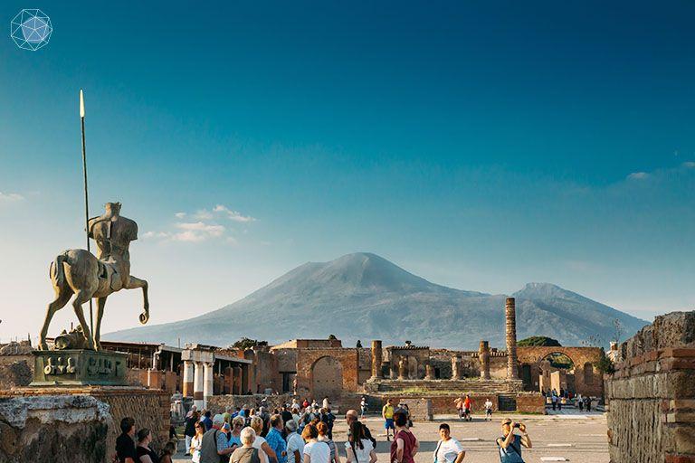 """""""ปอมเปอี"""" กลายเป็นมรดกโลก มีนักท่องเที่ยวมาเยือนกว่า 2 ล้านคนต่อปี"""