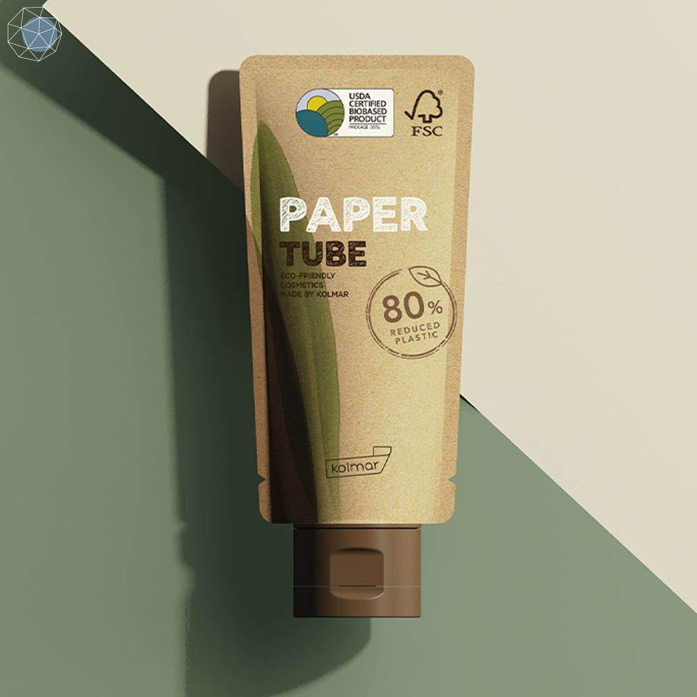 แบรนด์รักษ์โลกเกาหลี Paper Tube by Kolmar Korea