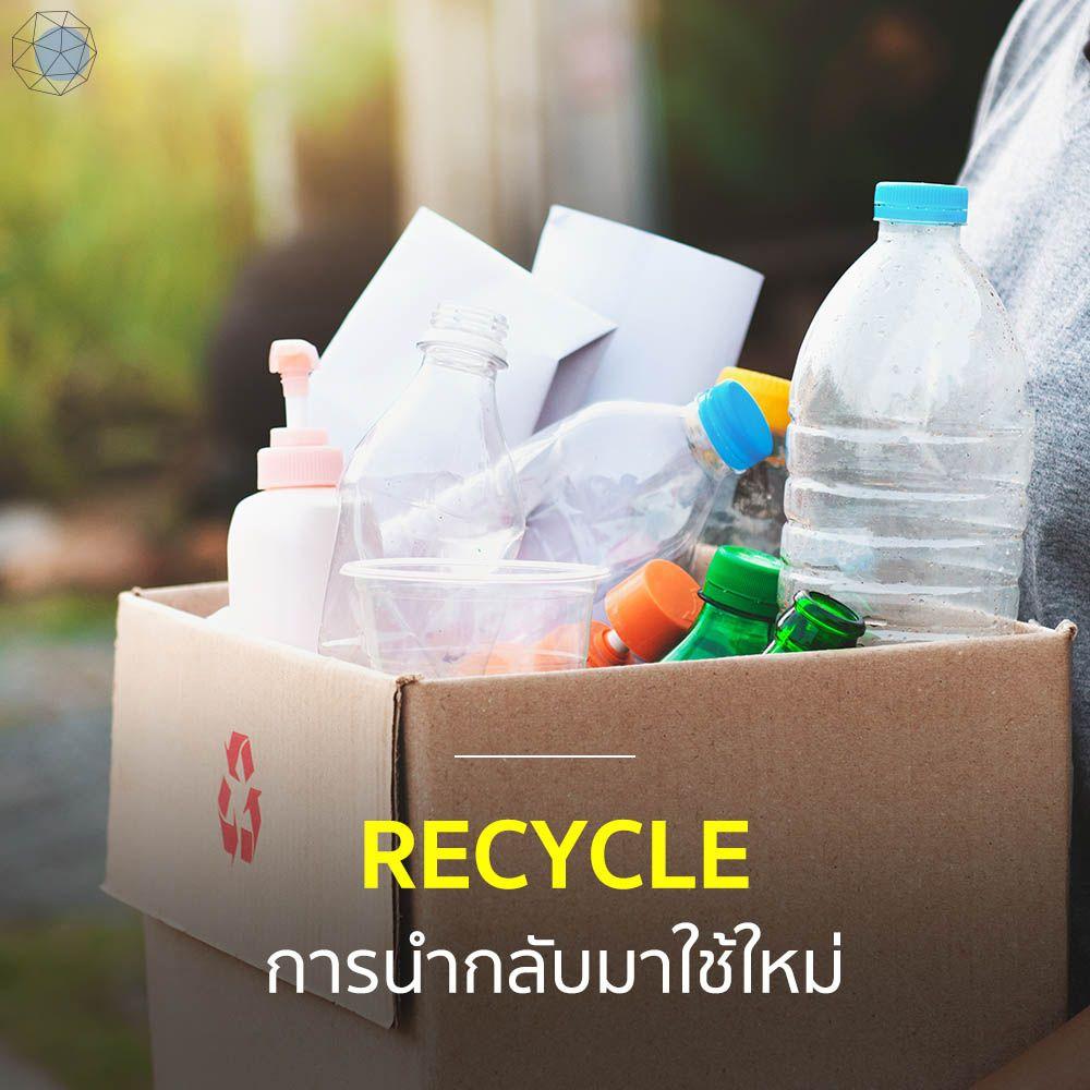 ขยะพลาสติก-ขวดพลาสติก-ถุงพลาสติก-การRecycle