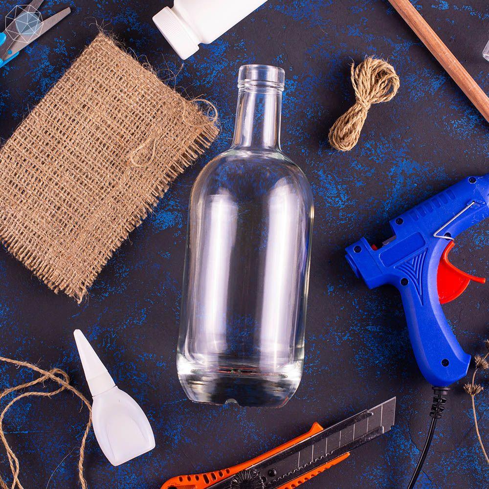 ขยะพลาสติก-การDIYขยะ-ขวด-ขวดแก้ว-ขวดพลาสติก-ผ้า-เชือก-กาว