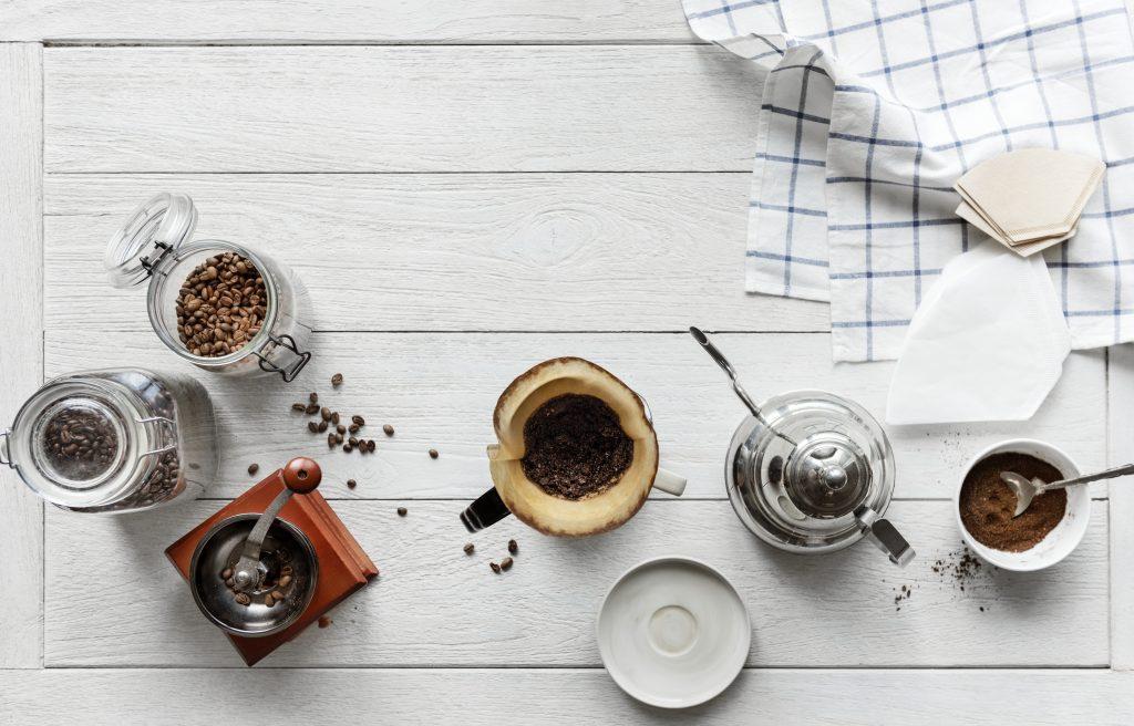 ชุดกาแฟดริป-กาแฟ-ชงกาแฟ