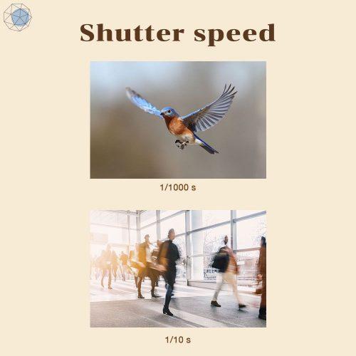 ปรับ Shutter speed กล้องฟิล์ม