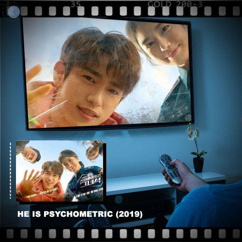 He Is Psychometric ซีรีส์แนวสืบสวน