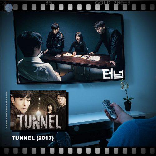 Tunnel ซีรีส์แนวสืบสวนปี 2017 ที่มีความแปลกใหม่ด้วยการย้อนเวลา