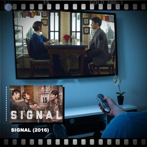 Signal สุดยอดแห่งซีรีส์แนวสืบสวน