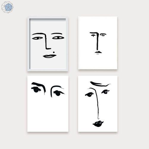 Mood: line drawing