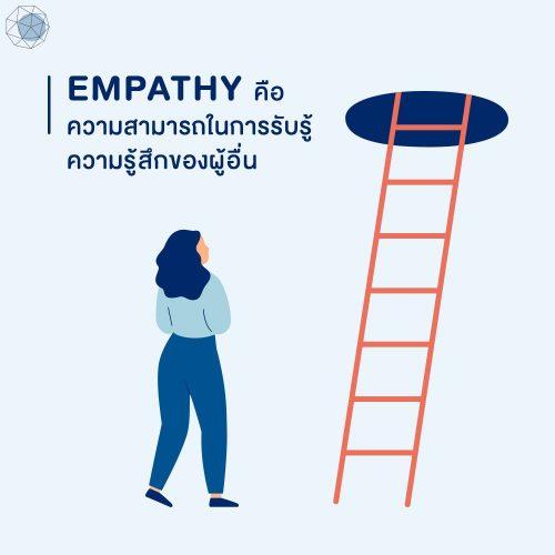 empathy การเข้าถึงใจผู้อื่น